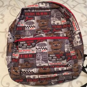 Other - Five nights at Freddy's backpack🐻🐻